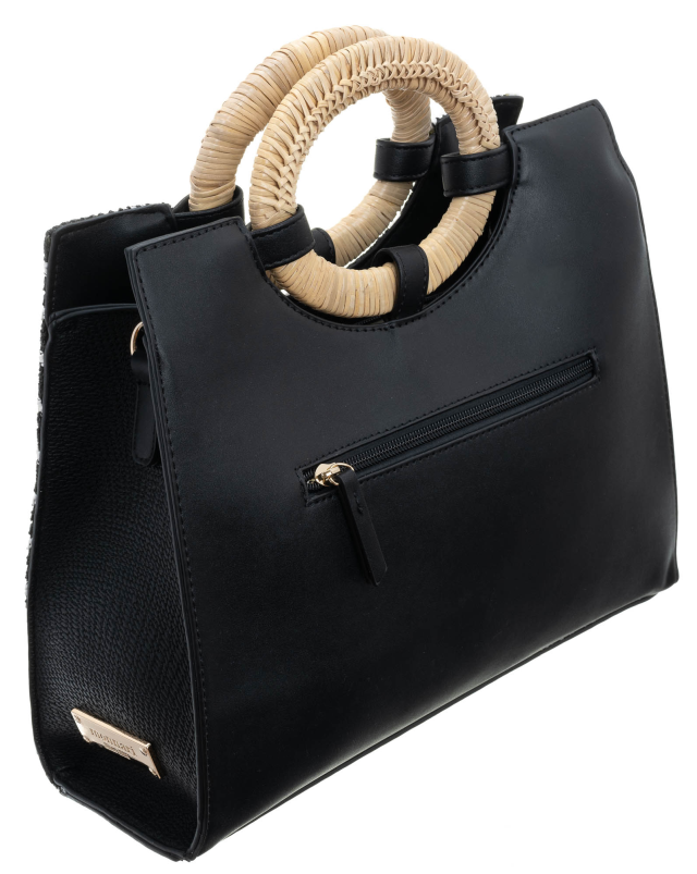 Monnari® klasyczny miejski shopper na ramię torebka damska